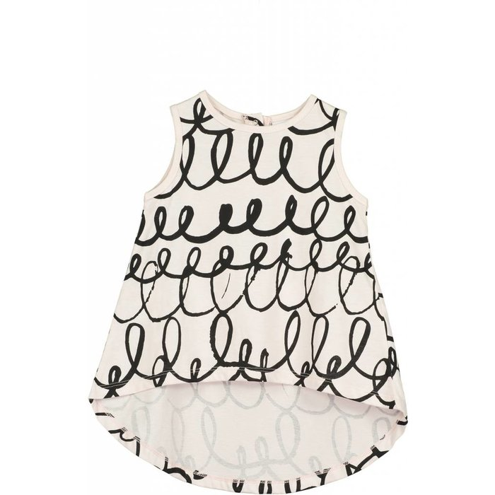 Baby Dress Chalk Blush