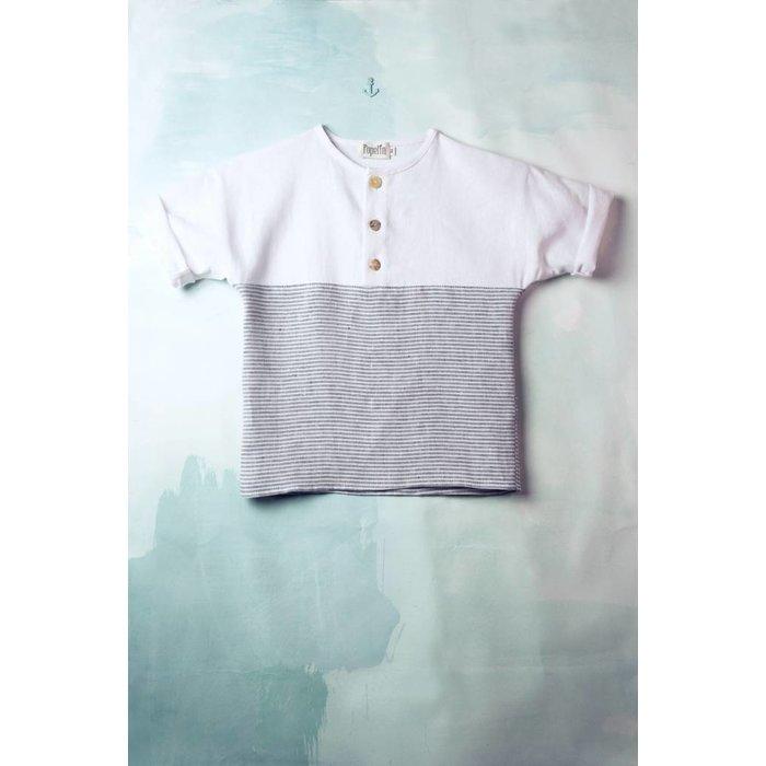 Yolk Style Shirt White