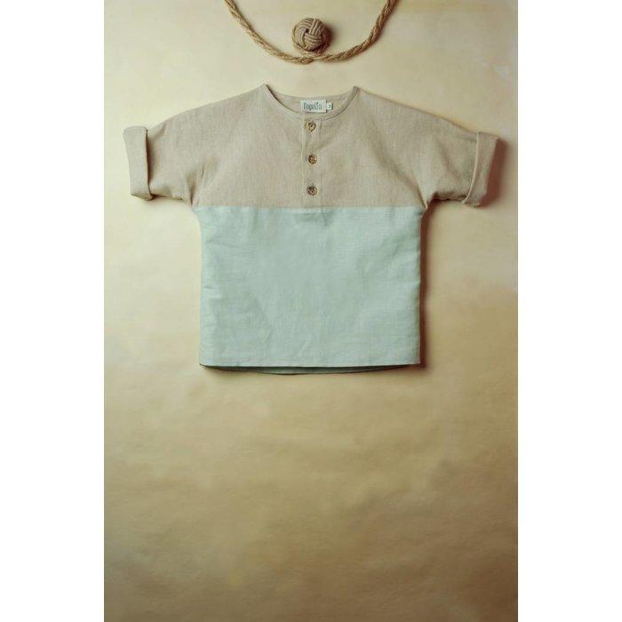 Yolk Style Shirt Beige