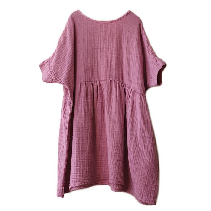 Una Dress Violet