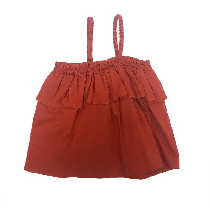 Ariel Top Red