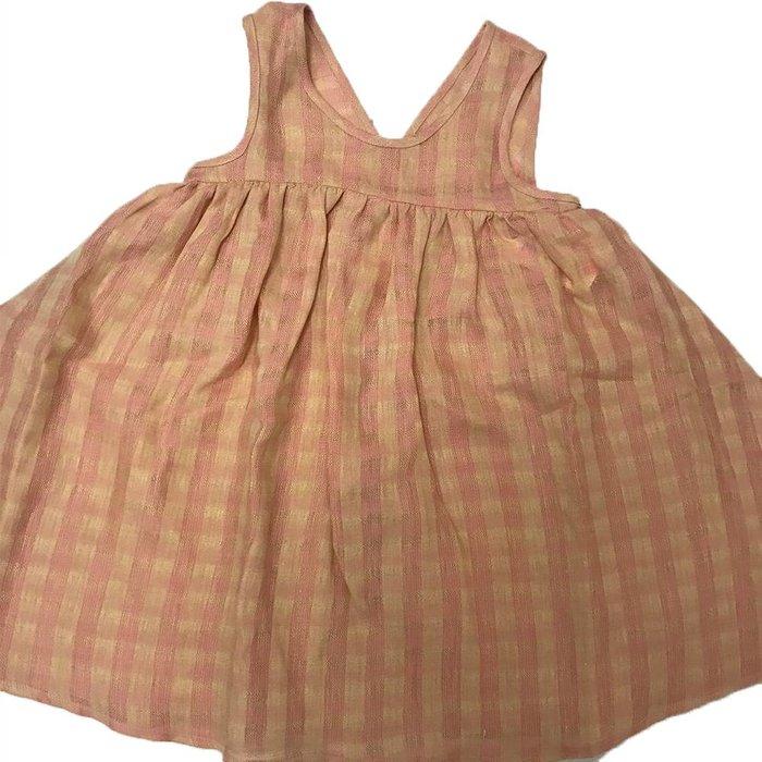 Frankie Dress Peach