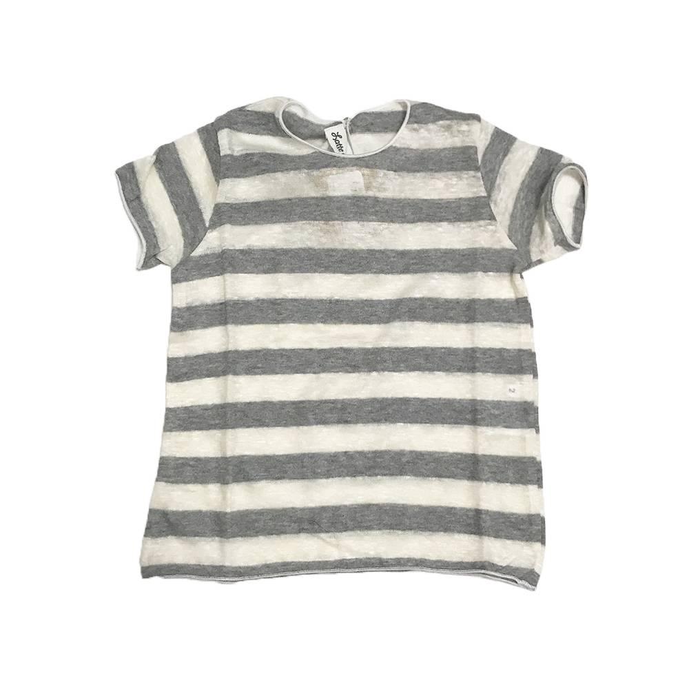Randy Striped Tshirt