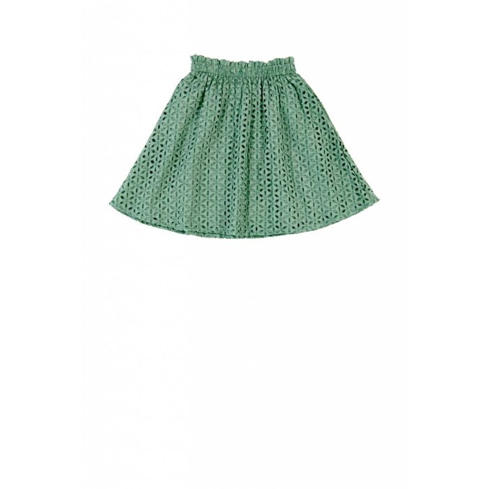 Jordana Skirt Iceberg Green