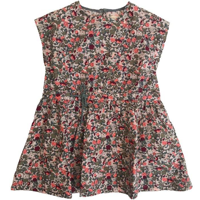 Nelcie fleur rose dress