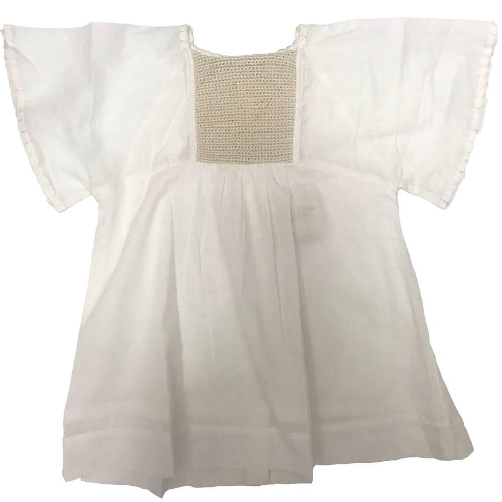 Noor Dress White