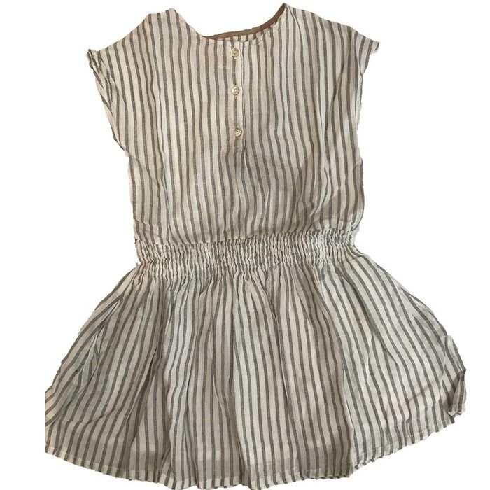 Nevada charcoal dress