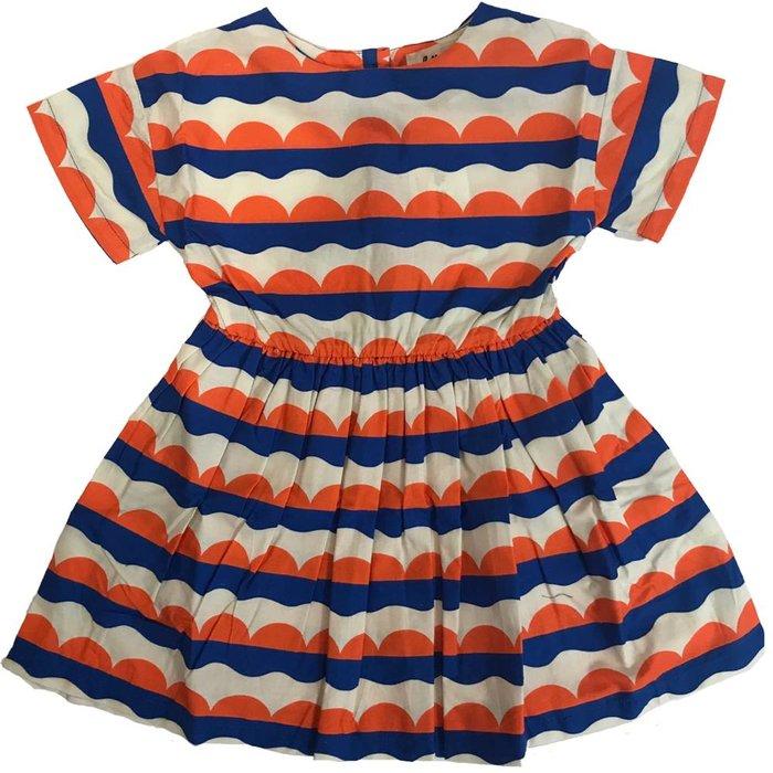 Thao Dress Sun Orange