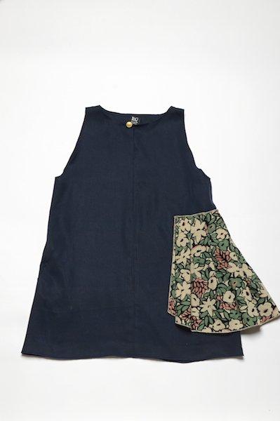 Vent Dress Long Bucolic