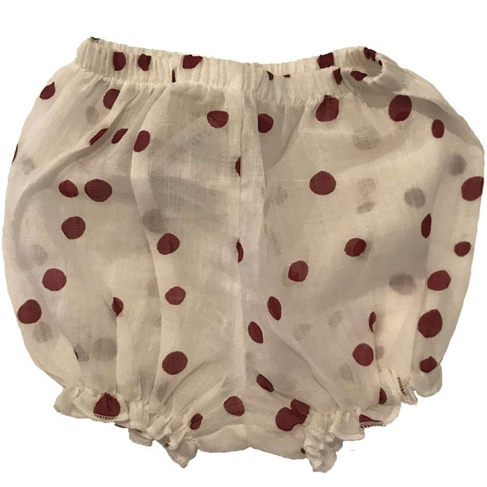 sbuffetto polka dot bloomer
