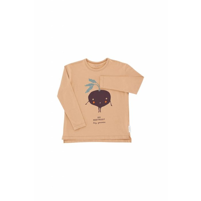 Go Beetroot Graphic Tee