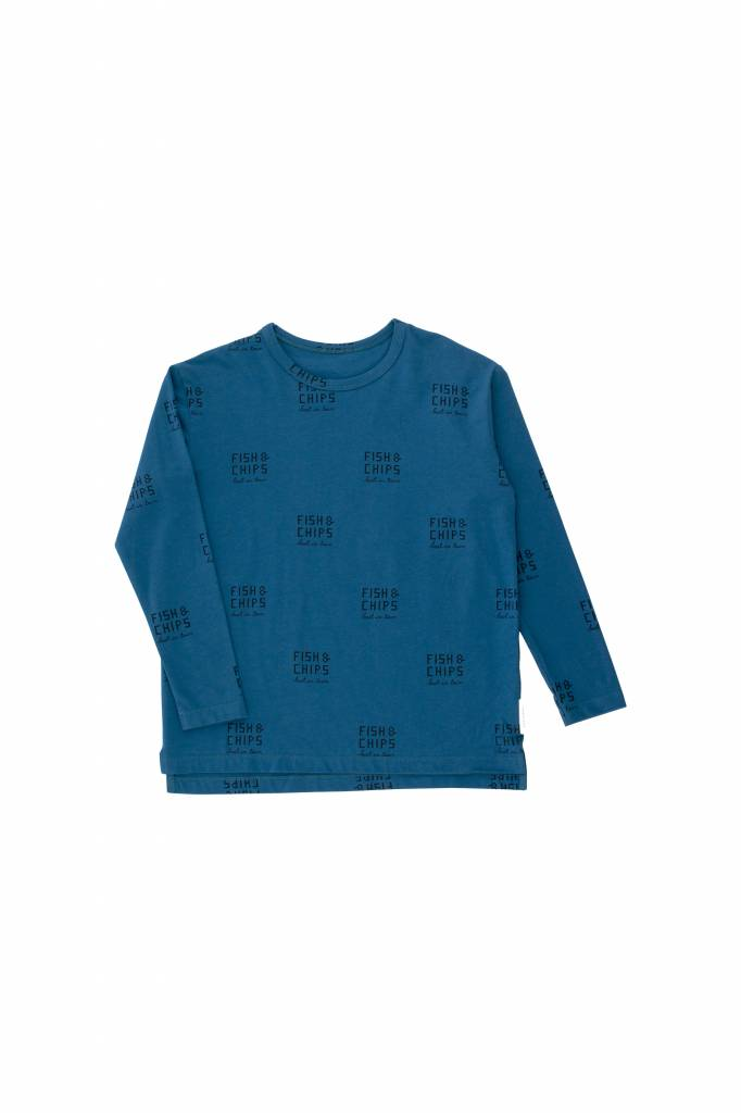 Fish and Chips Relaxed Tee