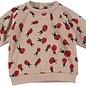 All Over Lady Bug Sweatshirt
