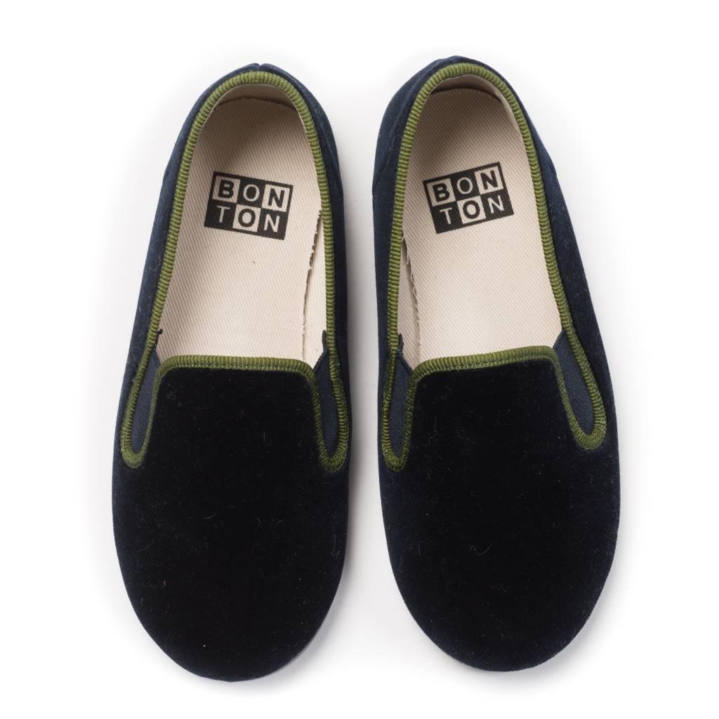 Chausson Elastique Shoes Marine