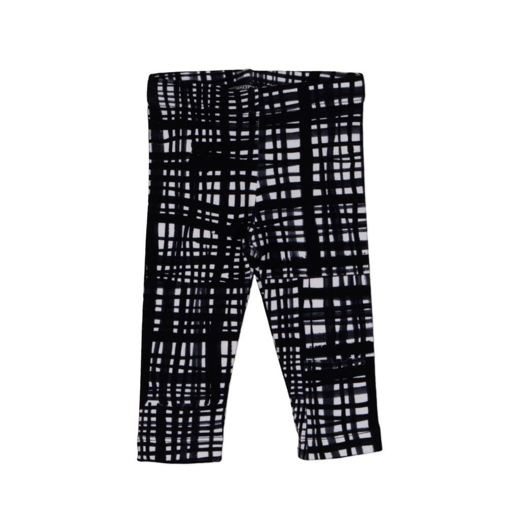 Leggings Black Net
