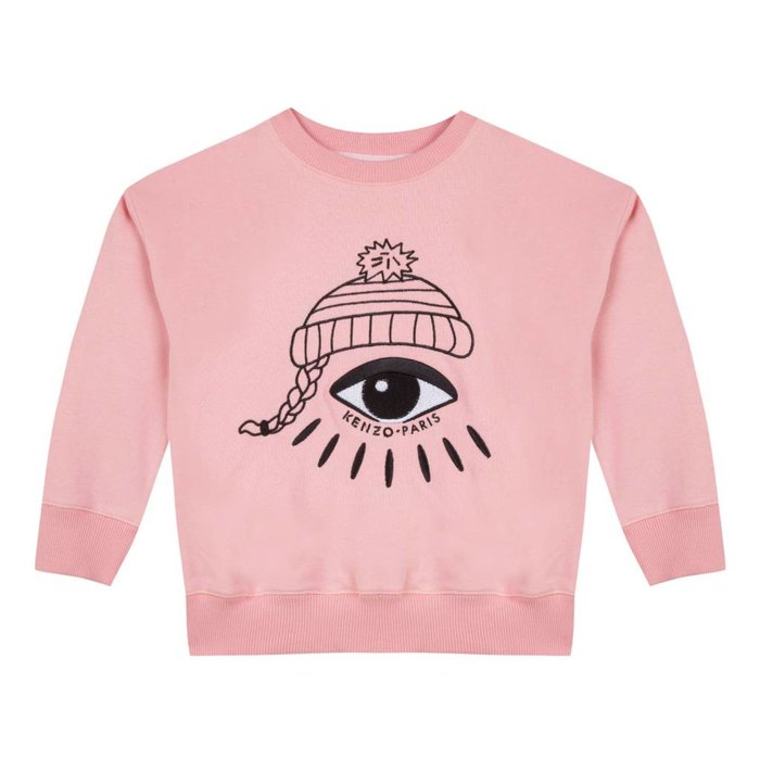 Sweatshirt Middle Pink