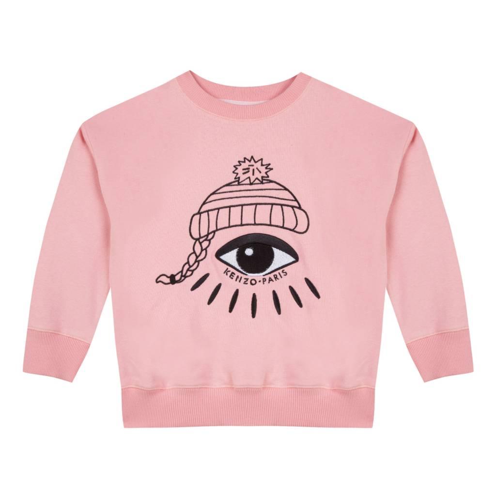 Sweatshirt Middle Pink