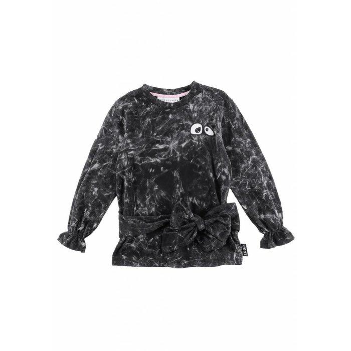 Scent Tshirt Black Dye