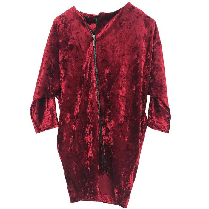Simple Dress Red