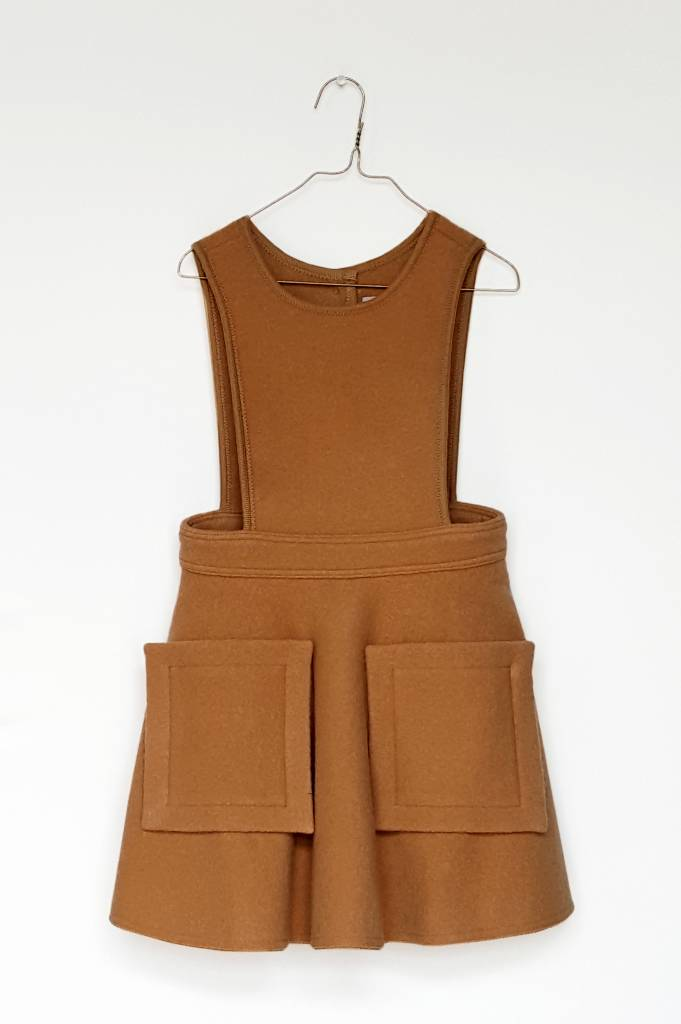 Dress Penelope Pocket Hazelnut