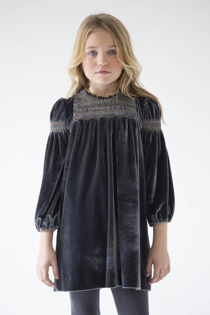 Nora Dress Grey