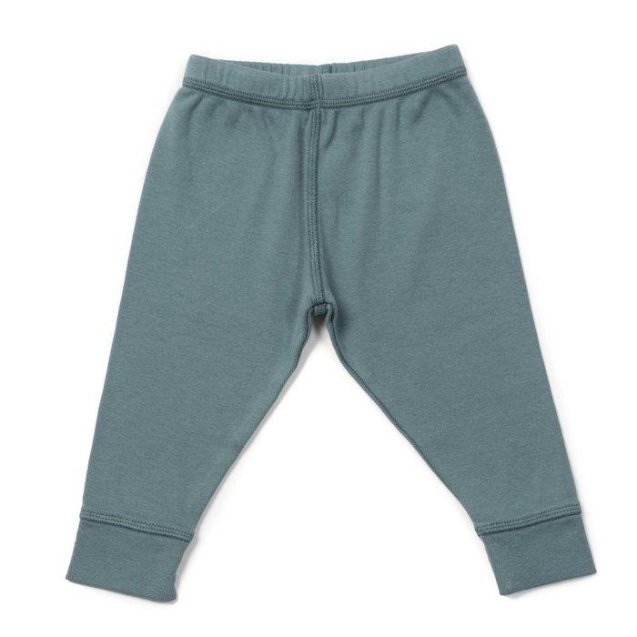 Pantalon Bleu Orage