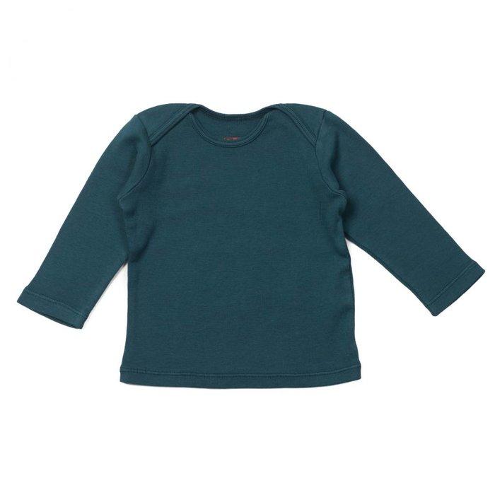 Tshirt Bleu Orage