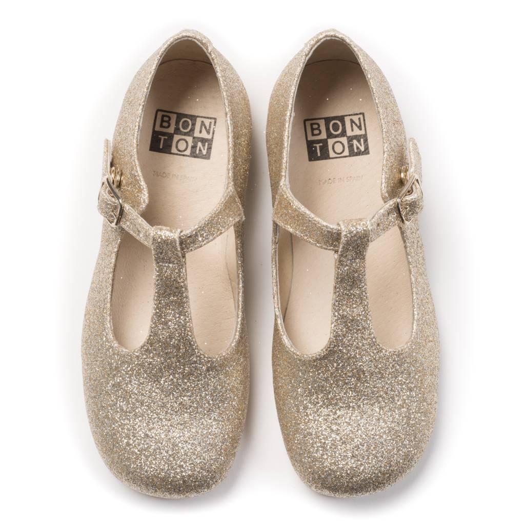Shoes Salome Glitter Dore