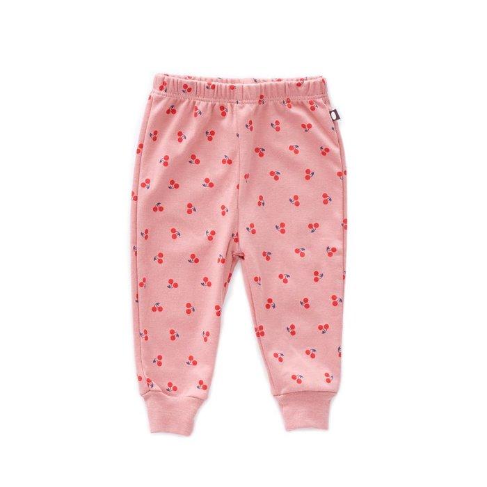 Leggings Dark Pink/cherries