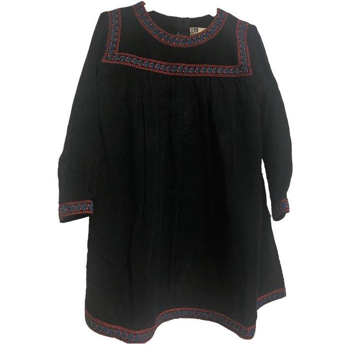 Dress Brodee Noir