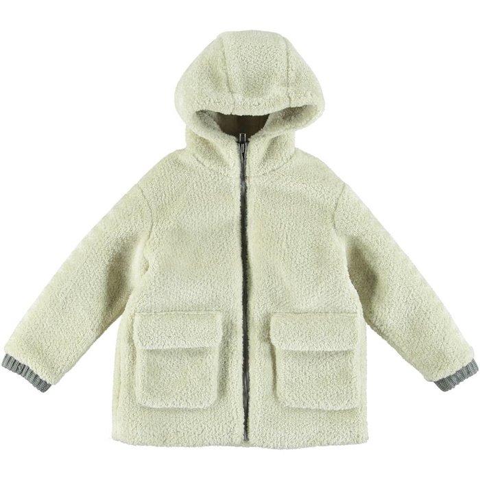 Dorothy Faux fur Hooded Jacket