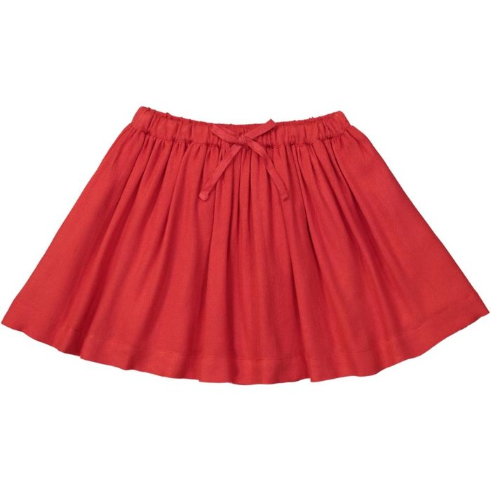 Mona Skirt Red Red