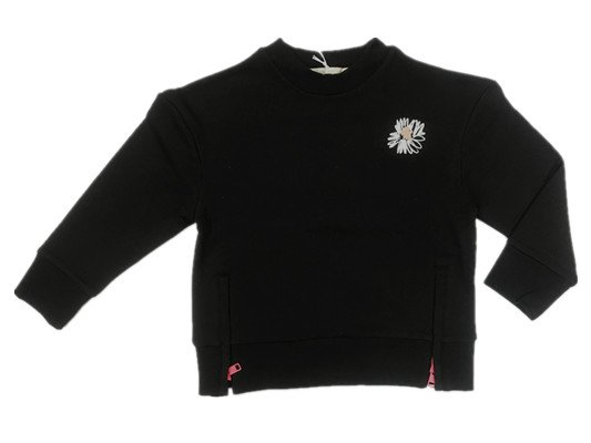 Miley Pullover with Front Zip