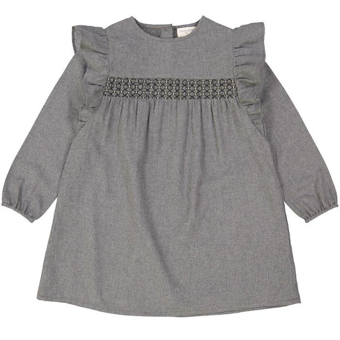 Anaelle Dress Grey