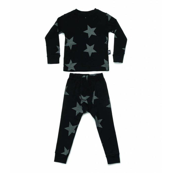 Star Loungewear Black