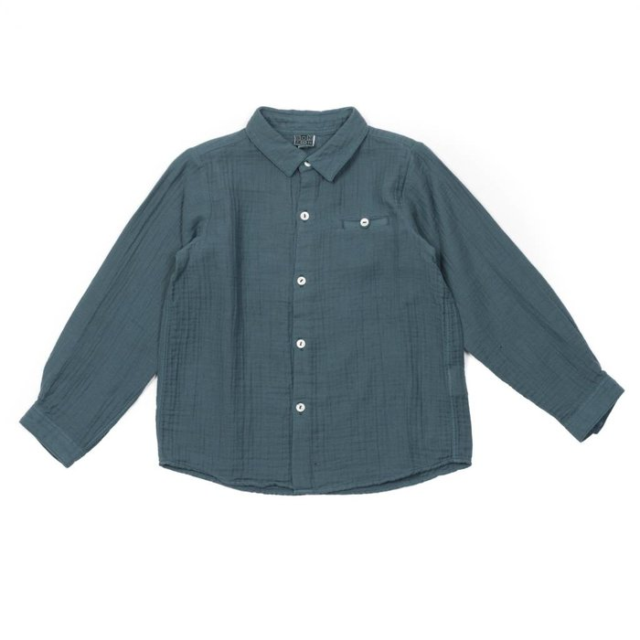 Chemise Couce Charcoal