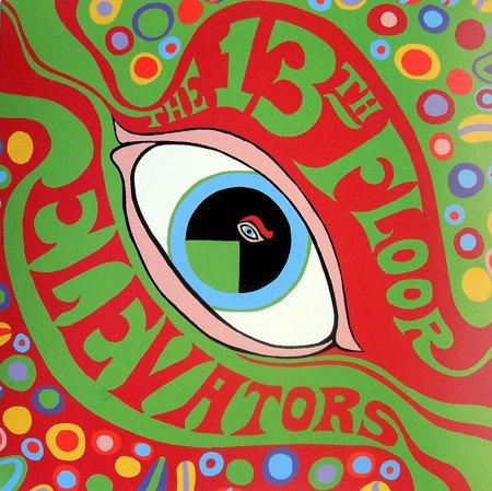 13th Floor Elevators - The Psychedelic Sounds 2LP
