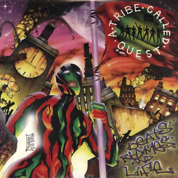 A Tribe Called Quest - Beats, Rhymes, And Life