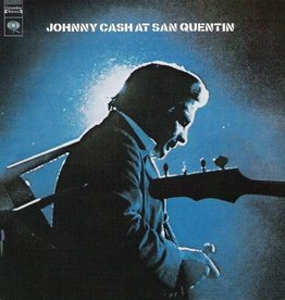 Johnny Cash - At San Quentin (Legacy)