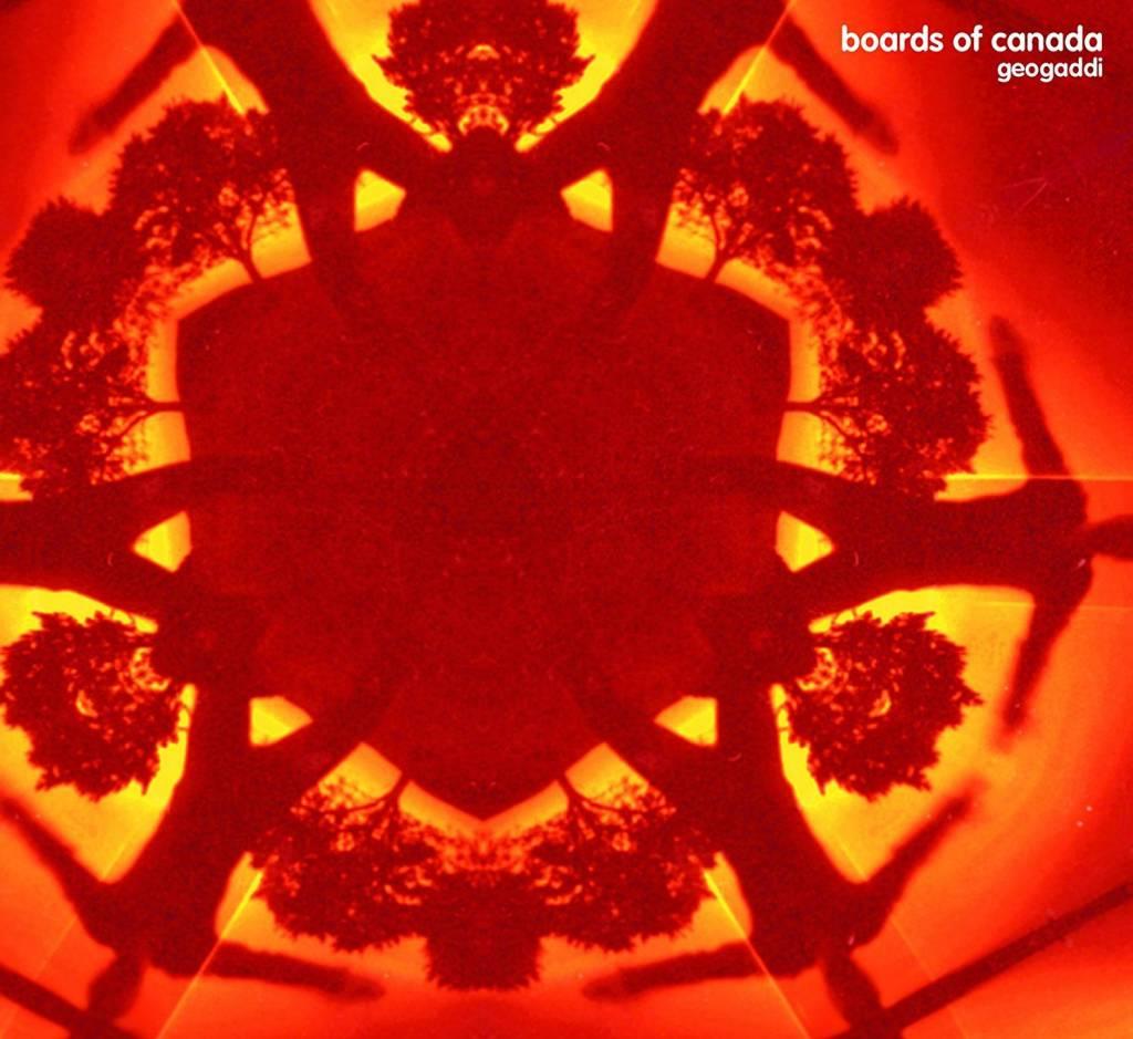 Boards Of Canada - Geogaddi