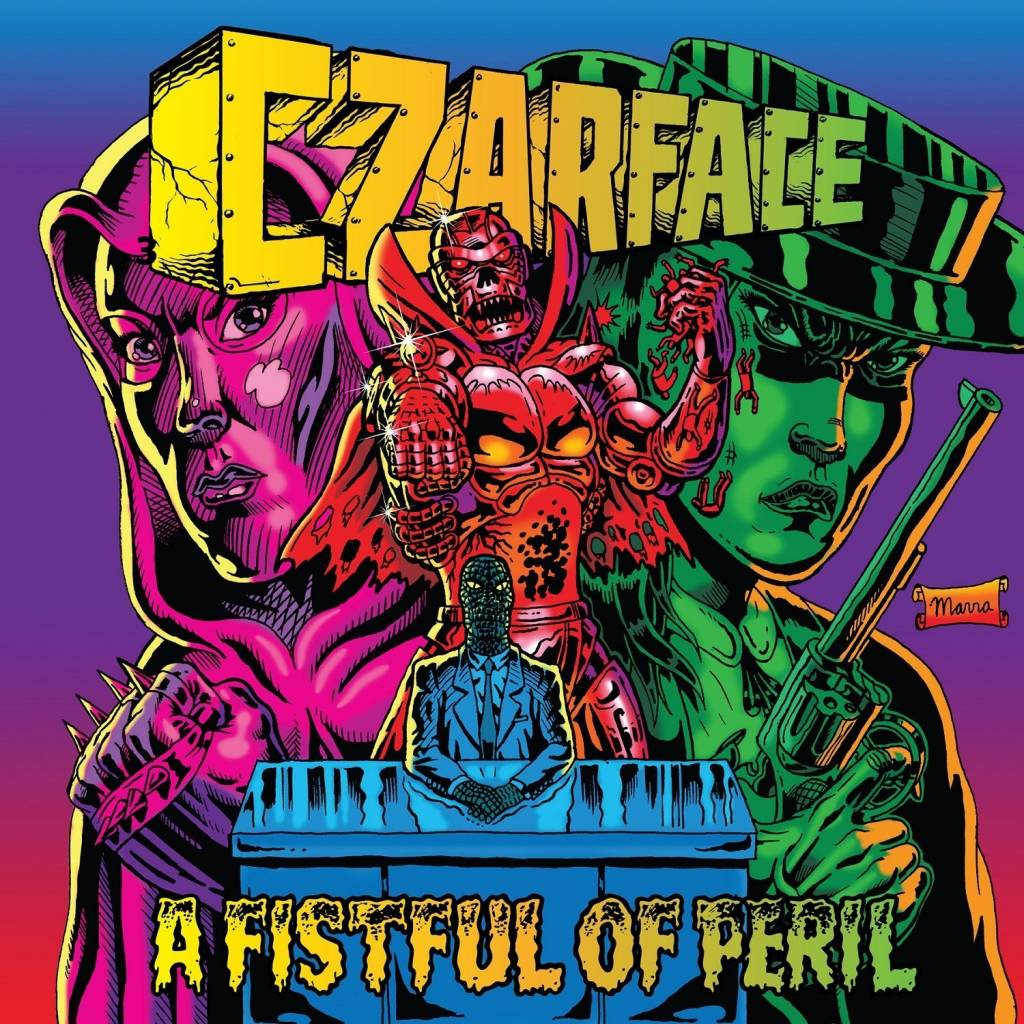 Czarface - A Fistful Of Peril