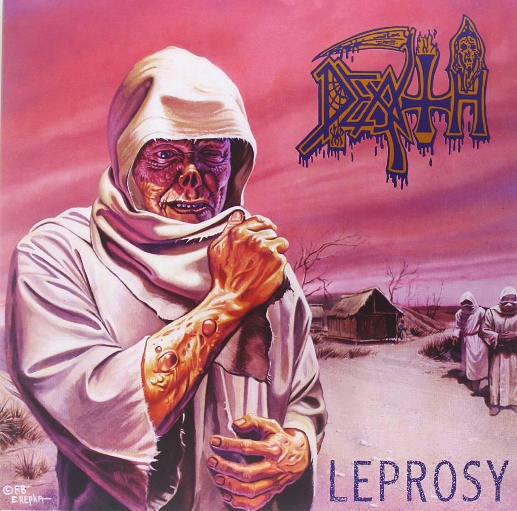Death – Leprosy