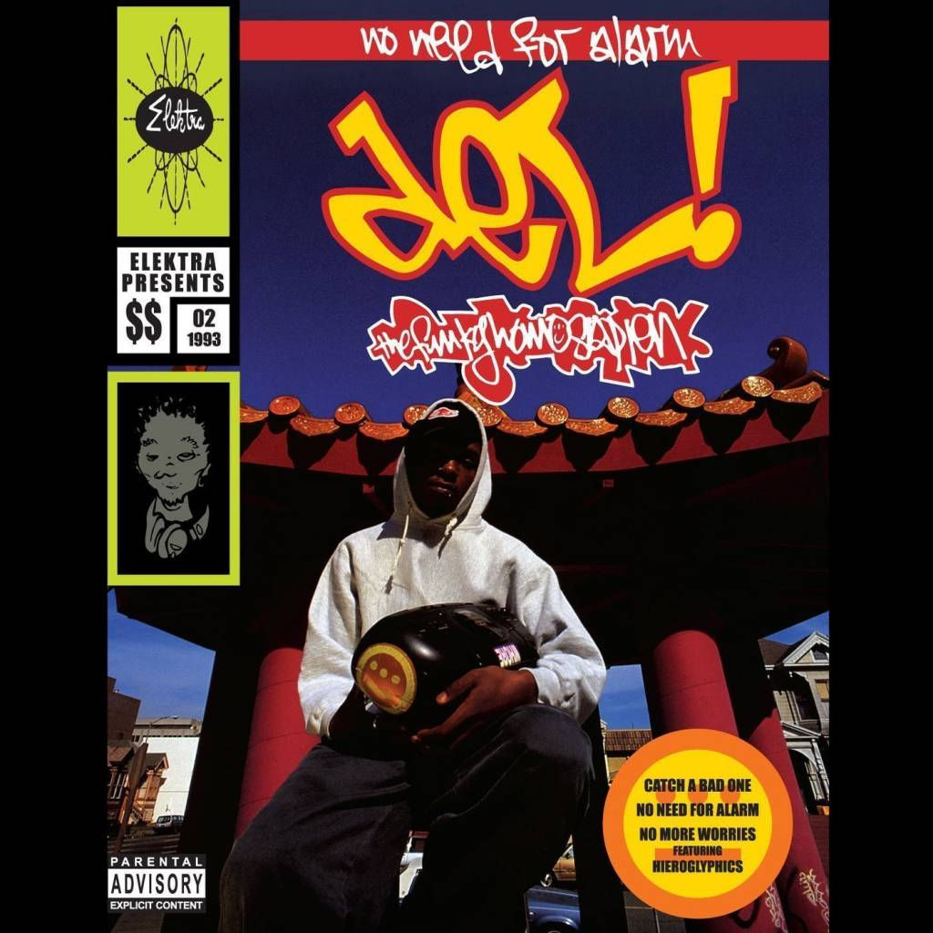 Del The Funky Homosapian - No Need For Alarm