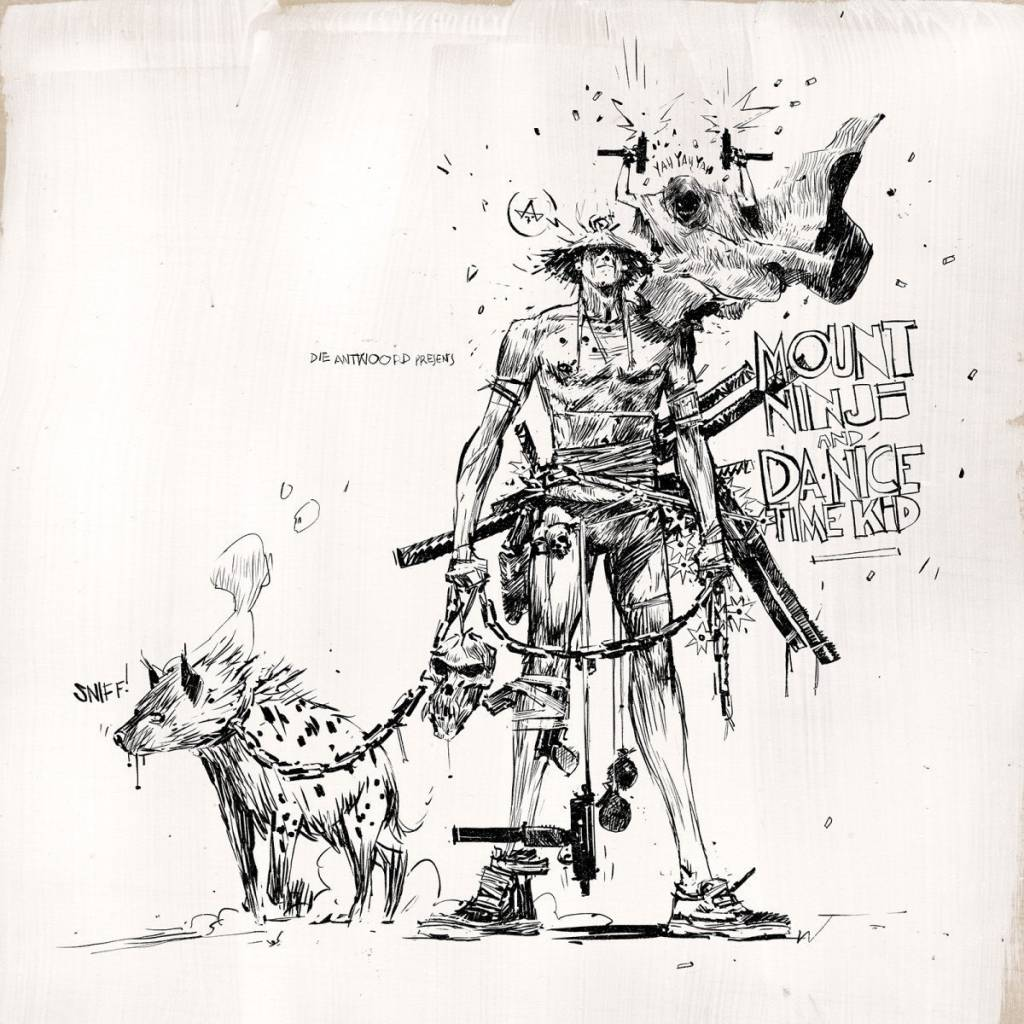 Die Antwoord - Mount Ninji And Da Nice Time Kid