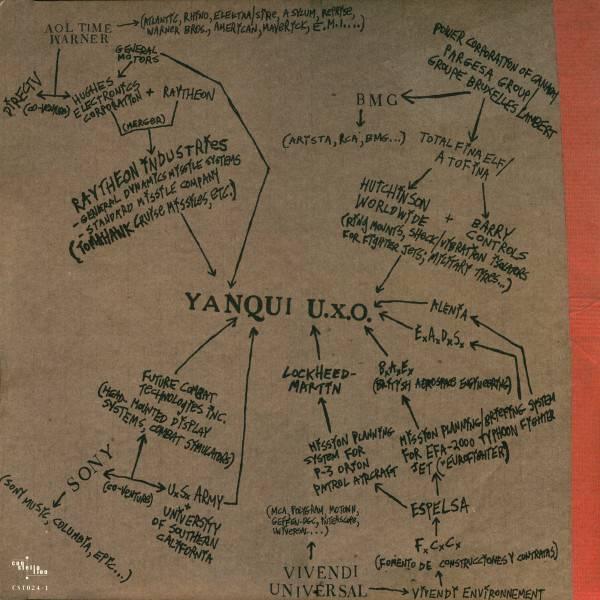 Godspeed You! Black Emperor - Yanqui U.X.O