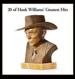 Hank Williams - 20 Of Hank Williams' Greatest Hits