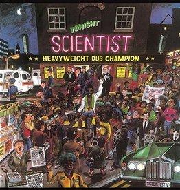 Scientist - Heavyweight Dub Champion
