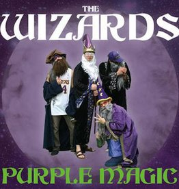 Wizards - Purple Magic
