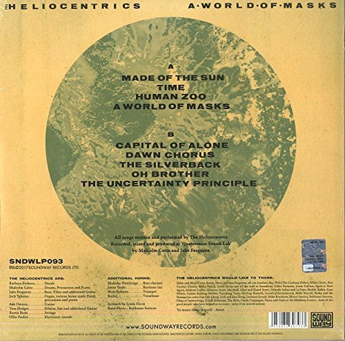 Heliocentrics - A World Of Masks