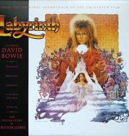 David Bowie & Trevor Jones - Labyrinth (From The Original Soundtrack Of The Jim Henson Film)